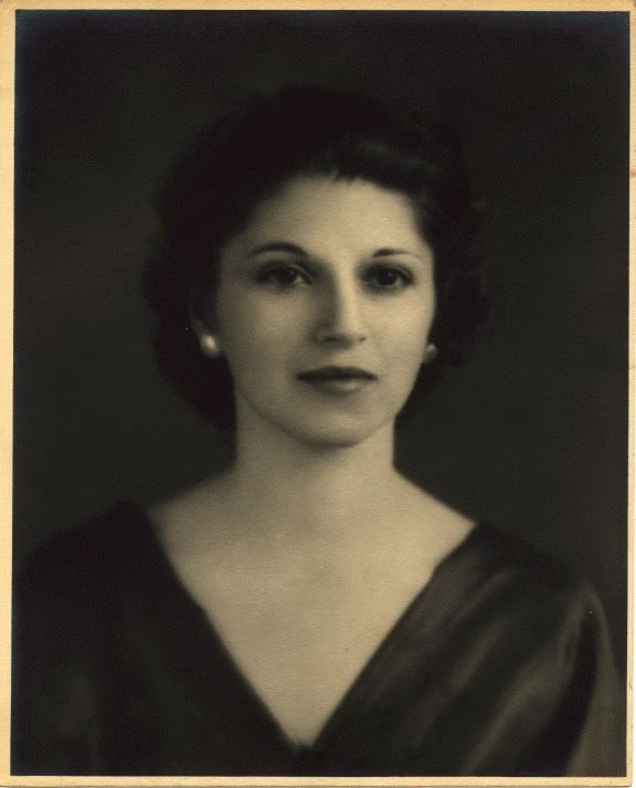 October 8 would have been my mother's 99th birthday.