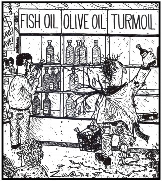 fish oil for adhd research papers