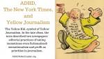 Dr. Thomas E. Brown Responds to NYT's Alan Schwarz