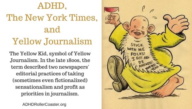 ADHD New York Times