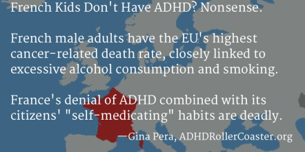ADHD in France