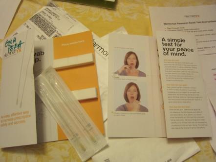 Harmonyx ADHD testing DNA