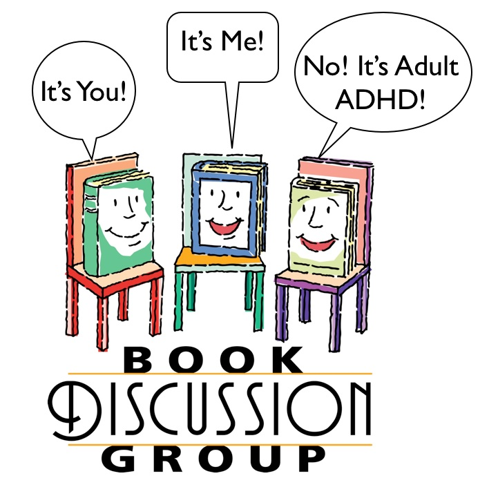 You Me and ADHD book club