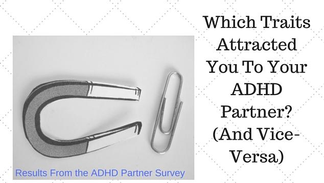 ADHD partner traits
