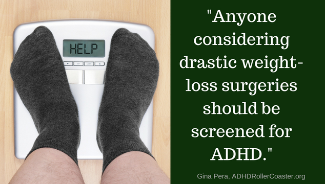 ADHD and Obesity: Can ADHD Make You Fat?