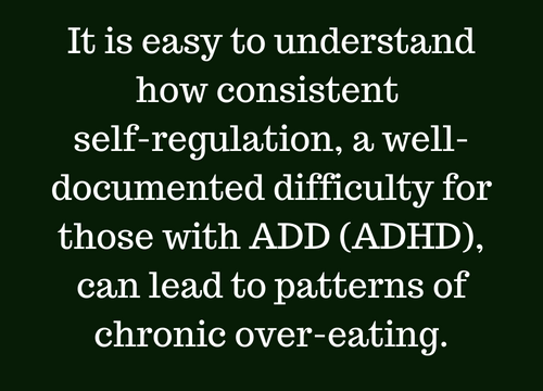 ADHD and obesity