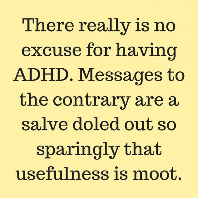 The Adult ADHD perspective