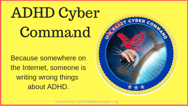 ADHD Cyber Command