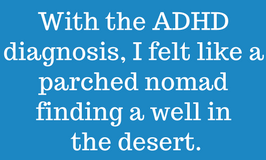 growing up undiagnosed ADHD