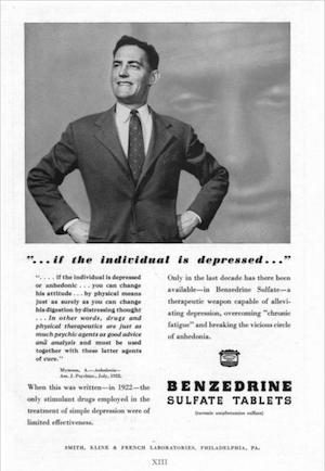 Benzedrine ad