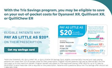 Quillivant Savings Program