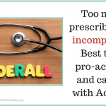 """The Tragic Truth Of Adderall, or """"Madderall"""""""