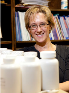 Julia Rucklidge, Ph.D., the study's lead researcher at the University of Canterbury, New Zealand