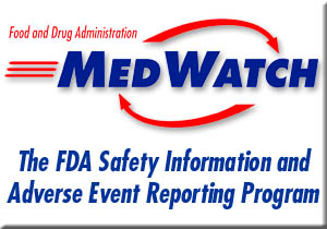 FDA Medwatch Concerta