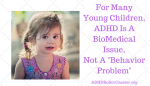 "Pt. I: The Truth Behind ""10,000 Toddlers Medicated for ADHD"""