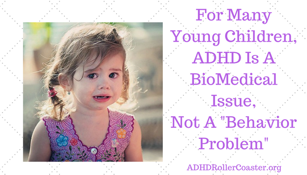 Adhd And Behavior Problems >> Pt I The Truth Behind 10 000 Toddlers Medicated For Adhd Adhd