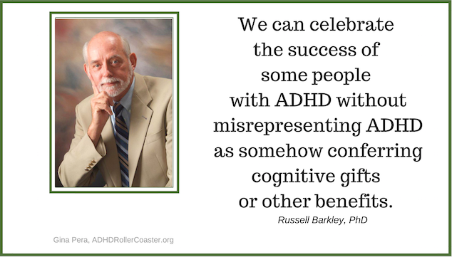 ADHD and creativity