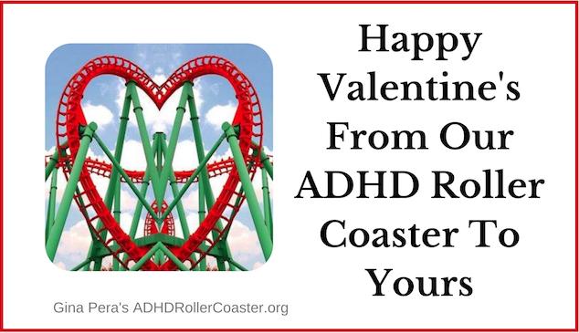 Valentine's ADHD Roller Coaster