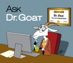 "Introducing ""Ask Dr. Goat"""