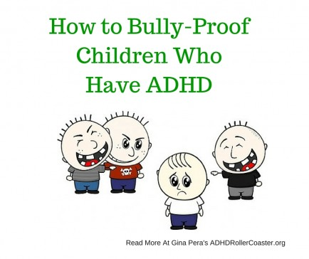 ADHD children bullying