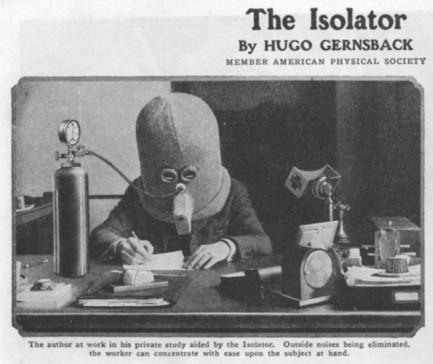 The Isolator ADHD