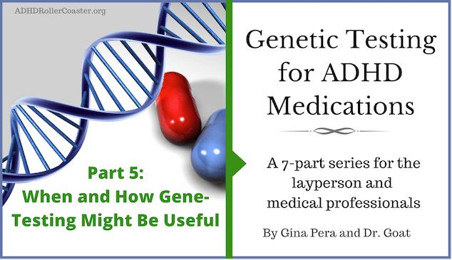 ADHD gene testing benefits