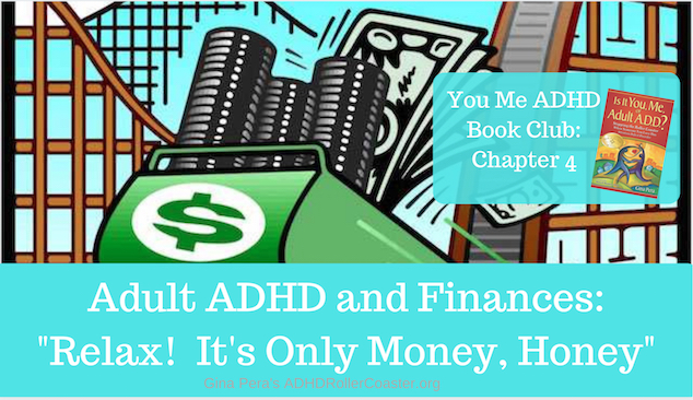 Adult ADHD and money