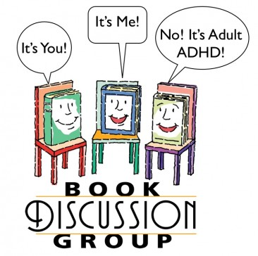 You, Me, ADHD Online Book Club