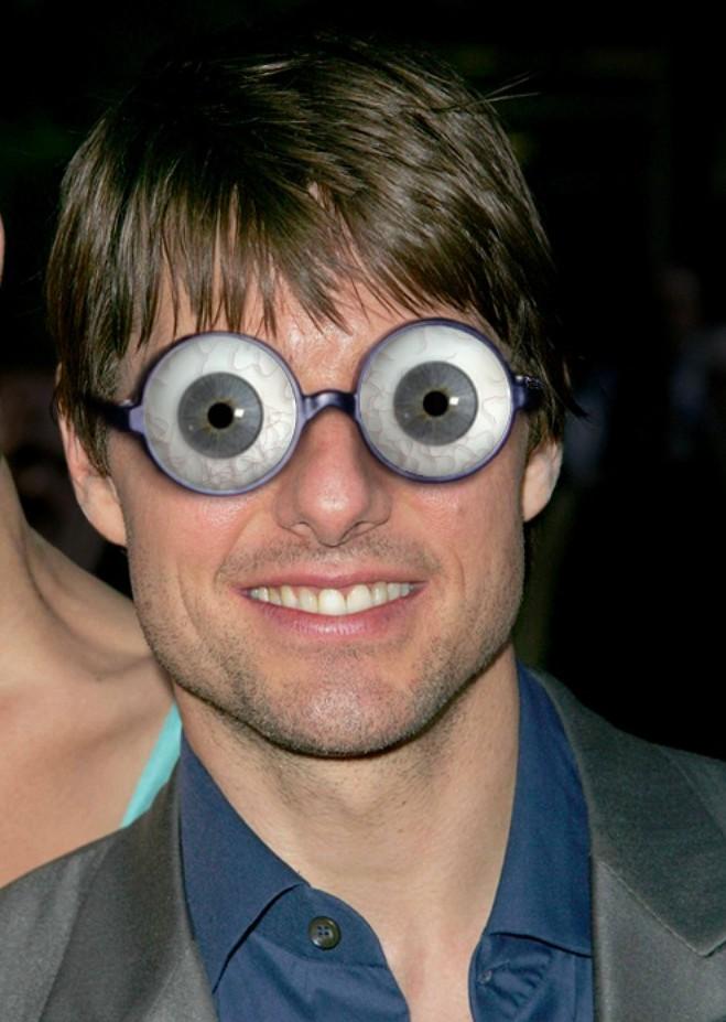 ADHD eyeglasses