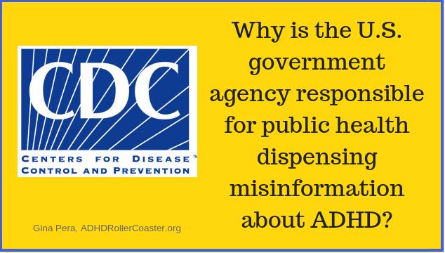 CDC ADHD