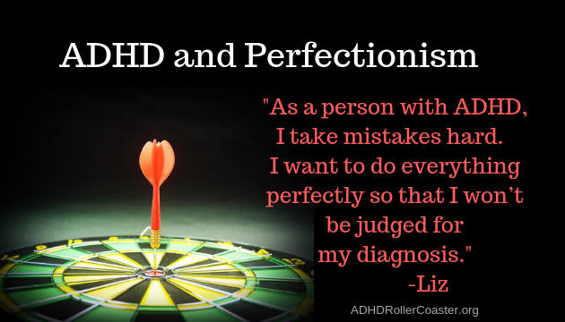ADHD perfectionism