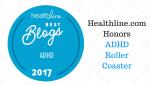 ADHD Roller Coaster Again Named A Best ADHD Blog