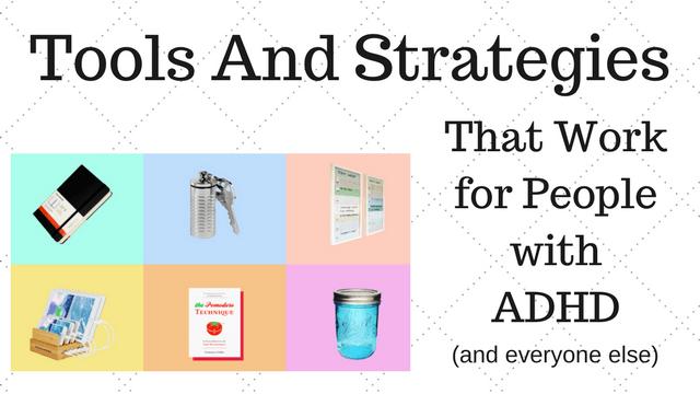 ADHD management Tools