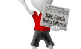 Newsflash: Male, Female Brains Differ, in 100s of Ways