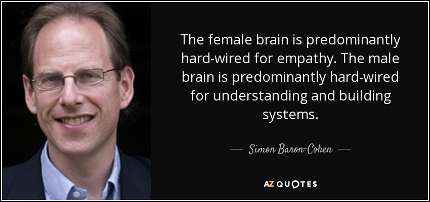 male and female brain differences
