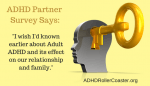 """""""I Wish I'd Known Earlier About Adult ADHD"""""""