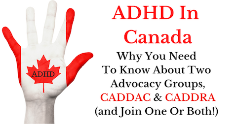 ADHD in Canada: Resources, Research, Advocacy - ADHD Roller Coaster