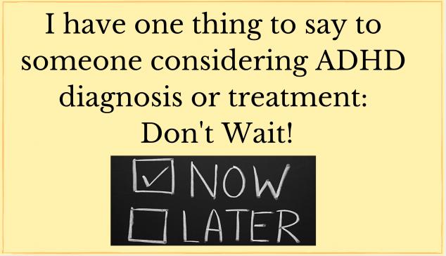 ADHD misdiagnosed