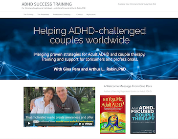 ADHD success training