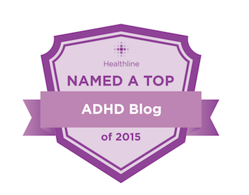 ADHD Roller Coaster Top Blog
