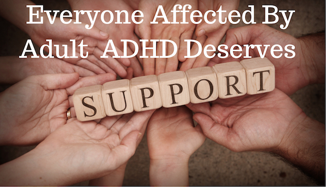 support partners of adults with ADHD