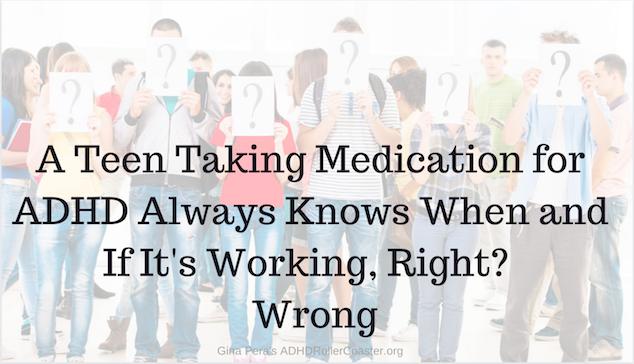 ADHD teen medication
