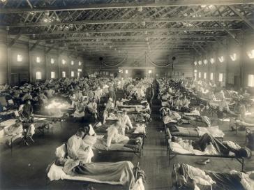 Fort Riley Spanish Flu