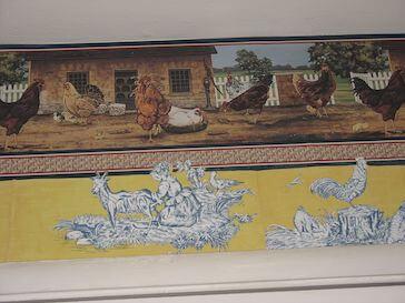 wallpaper goats