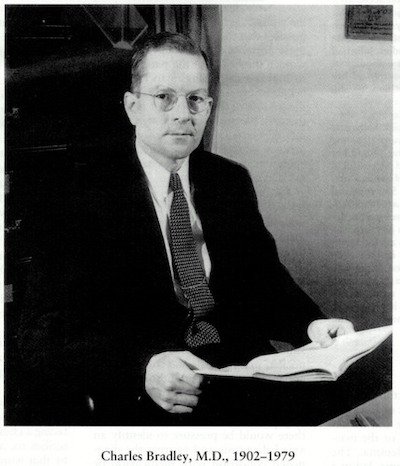 1918 pandemic stimulant medications Charles Bradley, MD