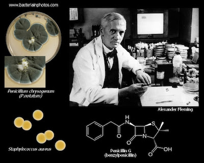 1918 pandemic stimulant medications and penicilliun
