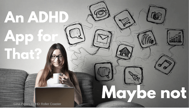 ADHD apps no evidence